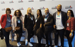 Groupe de Laval au Web Summit 2019